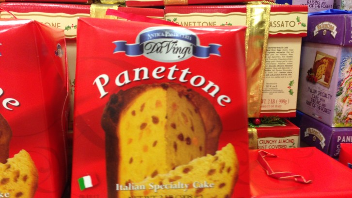 ITALIAN GENEALOGY; ITALIAN CHRISTMAS TRADITIONS; PANETTONE.